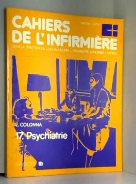 Cahiers de l'infirmière.