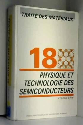 Physique et technologie des...