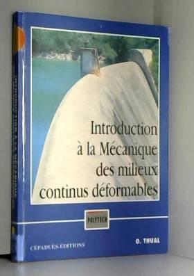 Introduction à la mécanique...