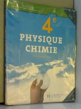 Hachette Education - Physique Chimie 4e
