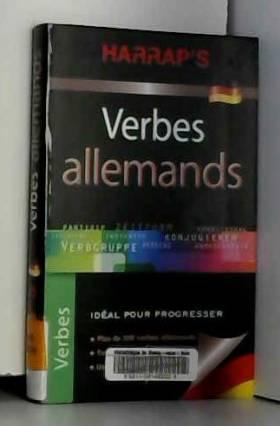 Collectif - Harrap's Verbes allemands