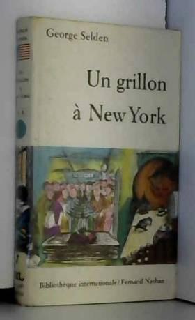 Un grillon à New York