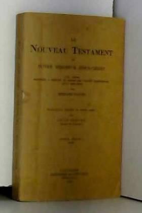 Le Nouveau Testament de...