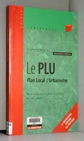 Le PLU : Plan local...