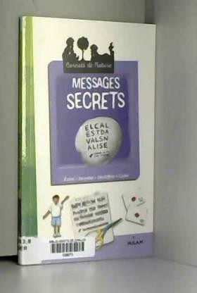Messages secrets NE