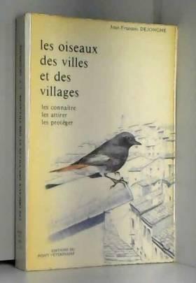 Les oiseaux des villes et...
