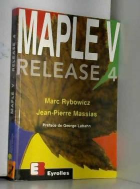 MAPLE V. Release 4
