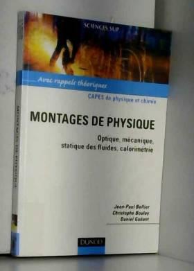 Capes de Physique et Chimie...