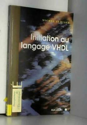 Initiation au langage VHDL