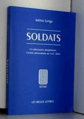 Soldats: Un laboratoire...