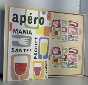Apéro-mania: 1 livre de 40...