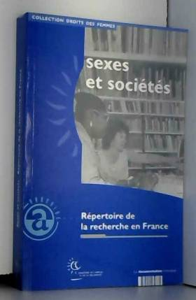 Sexes et sociétés :...
