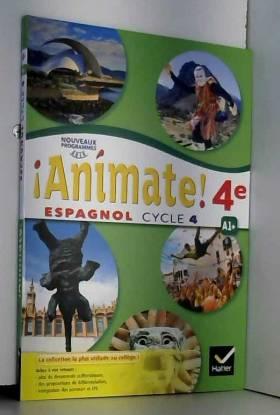 Animate - Espagnol 2e année...