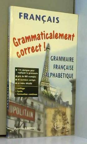 Grammaticalement correct !...