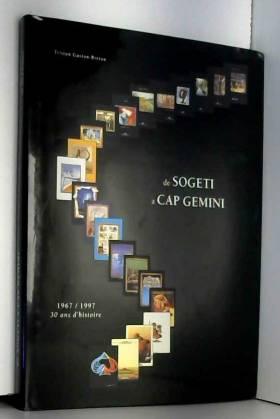 De Sogeti à Cap Gemini...