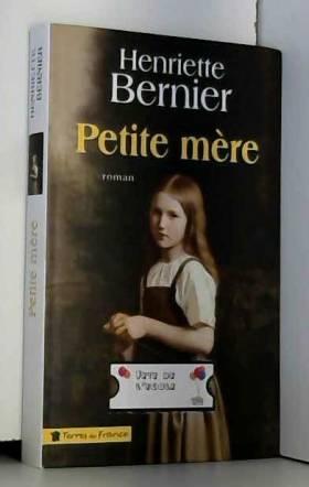 BERNIER HENRIETTE - Non renseigné