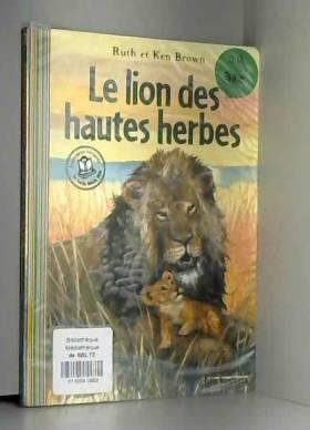 Anne Krief - Le lion des hautes herbes