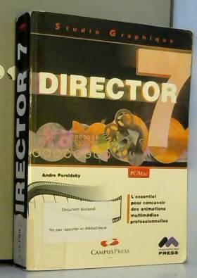 Studio graphique Director 7