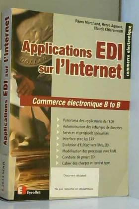Applications EDI sur...
