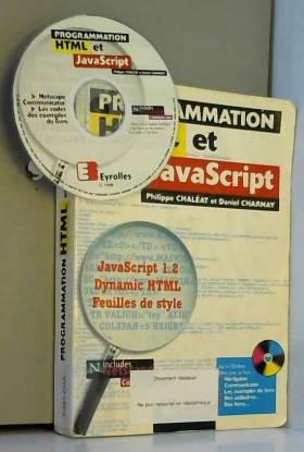 Programmation HTML et...