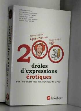 200 drôles d'expressions...