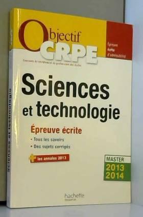 Objectif CRPE Épreuve...