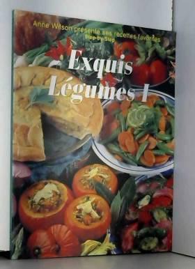 Exquis légumes, tome 1
