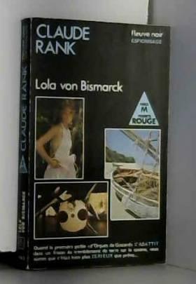 Lola von Bismarck