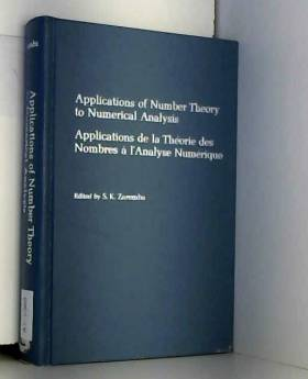 S.K. Zaremba - Applications of Number Theory to Numerical Analysis
