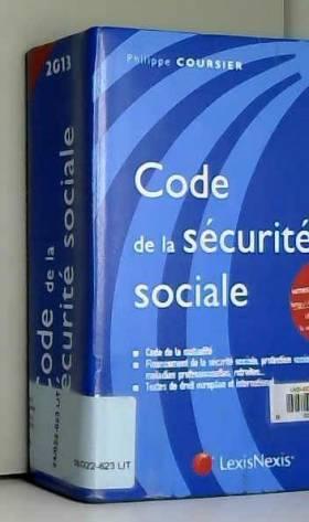 Code de la sécurité sociale...