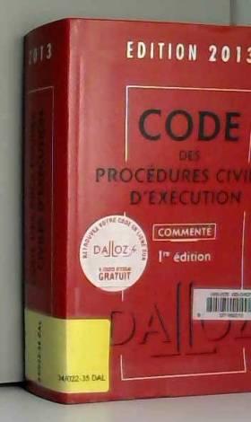 Code des procédures civiles...
