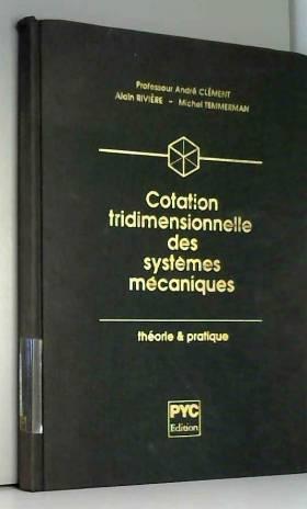 Cotation tridimensionnelle...
