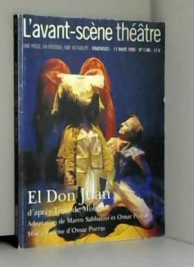 El Don Juan  L'avant-scene...