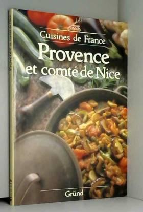 Provence et comte de nice