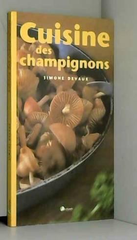 Cuisine des champignons
