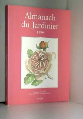 Almanach du jardinier 1999