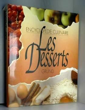 Les desserts (Ancien prix...