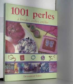 1001 perles à broder,...