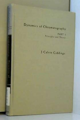 Dynamics of Chromatography,...