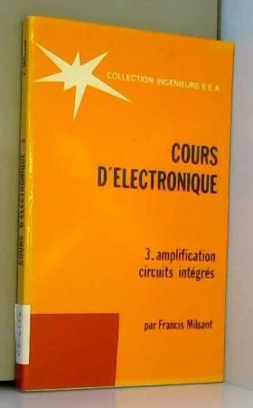 Cours d'électronique. 3:...
