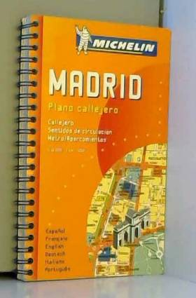 Plan de ville : Madrid