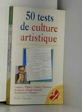50 tests de culture artistique