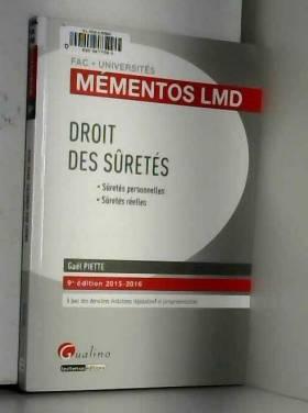 Mémentos LMD - Droit des...