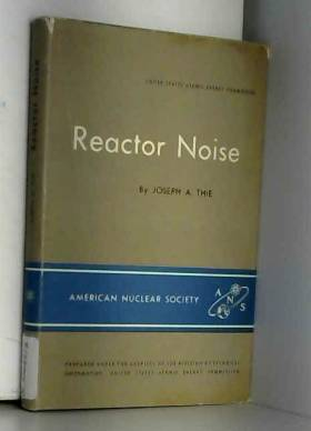 Reactor noise (Monograph...