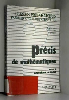 Précis de mathématiques :...