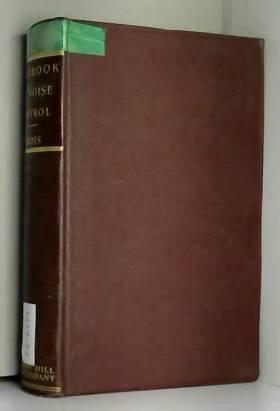 Handbook of Noise Contrl