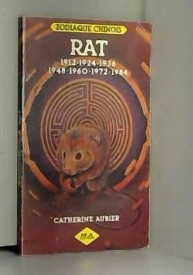 ZODIAQUE CHINOIS RAT...