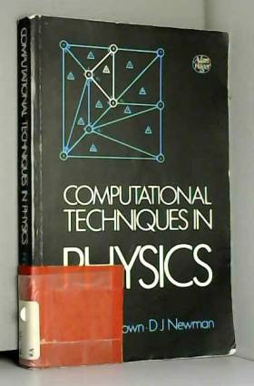 P.K MacKeown et D.J Newman - Computational Techniques in Physics