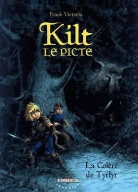 Kilt le picte - La Colère...