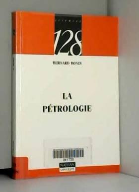 La pétrologie